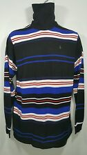 EUC Men's Polo By Ralph Lauren Turtle Neck Long Sleeves Shirt Size Large