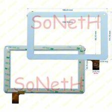 "Vetro Touch screen Digitizer 7,0"" Majestic TAB 247 Bianco"