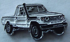 Toyota Land Cruiser pick up lapel pin badge.         F031002