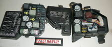 Toyota MR2 MK2 Front & Rear Fuse Box & Relays  - Mr MR2 Used Parts 1989-1999