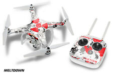 DJI Phantom 3 Drone Wrap RC Quadcopter Decal Sticker Custom Skin Accessory MLTDN