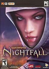 Guild Wars: Nightfall (PC, 2006) COMPLETE SET