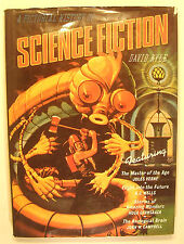 A Pictorial History of Science Fiction by David A. Kyle (1976, Hardcover)
