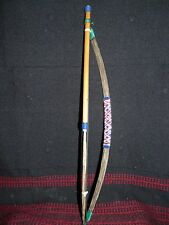 PERU AMAZON INDIAN CHILDS TOY BOW AND ARROW