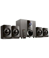 Intex 4.1 IT3004-SUF MultiMedia Speaker System FM&USB,MMC/SD+ Remote