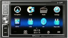 "Media Station Led Digitale 6.2 "" Bluetooth Modulo GPS integrato VM039 PHONOCAR"