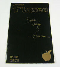 Flaxen #1 Special Golden Apple Variant LE Signed by Susie Owens PLAYBOY PLAYMATE