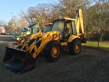 1997 JCB 215 S Series 3 loader backhoe