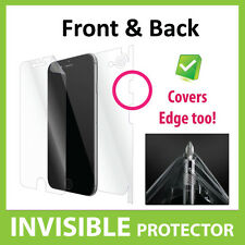 iPhone 7 Screen Protector Front and Back Edge to Edge Coverage Invisible Shield