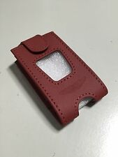 Aston Martin Red Leather Key Pouch #CG43-83-11351
