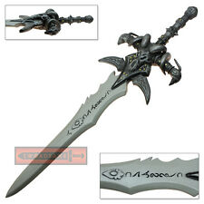 Dragon Skull FOAM Frostmourne Replica Latex LARP Sword Huge Fantasy Prop Weapon