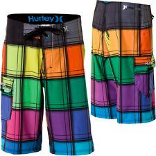 Hurley Phantom 60 Puerto Rico Road Boardshort (36) Multi Color