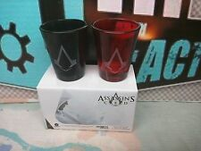 ASSASSIN'S CREED SHOT GLASS SET - Loot Crate DX - 12/16