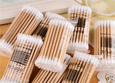 Q-tip 200pcs 7.4cm Cotton Swabs Swab Applicator Wood Handle STURDY