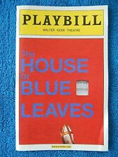 The House Of Blue Leaves - Walter Kerr Theatre Playbill - May 2011 - Ben Stiller