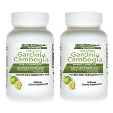 2 GARCINIA CAMBOGIA EXTRACT #1 WEIGHT LOSS POWDER DIET PACK GARCINIA CAMBOGIA