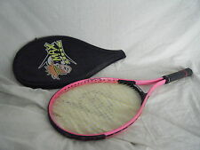 C4 Tennis racket Dunlop Max Neon With Case NEW GRIP 124