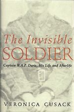 The Invisible Soldier by Veronica Cusack