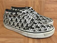 RARE�� VANS Chukka 69 LX Robt. Williams Vault All Over Faces Sz 10.5 Supreme LE