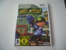 Army Men - Soldiers Of Misfortune  (Nintendo Wii)   Neuware       Multilingua