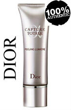 100% AUTHENTIC DIOR CAPTURE TOTALE PEELING LUMIERE RESURFACING FACE PEEL  £109