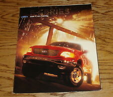 Original 2000 Ford Truck F-150 F-Series Foldout Sales Brochure 00