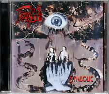 DEATH symbolic CD REMASTERED Death Metal