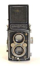 Rolleiflex 1930s DRP Drgm TLR 6x6 cámara de cine 75mm Lente Tessar F3.5 (0142)