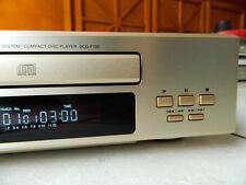 klein u. edel   DENON   Dcd F 100  CD Player ,champagnerfarben , top