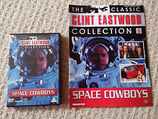 The Classic Clint Eastwood Collection Issue 5 SPACE COWBOYS Dvd/Magazine *NEW*