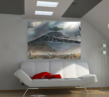 "Star WarsBase Huge Art Giant Poster Wall Print 39""x57"" px90"