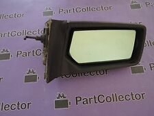 USED MERCEDES W126 380SEC LEFT SIDE MIRROR 1268101116 1983