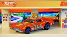 "Hot Wheels / '73 Ford Gran Torino ""Stocker"" / Red ~ Racing / 2011"