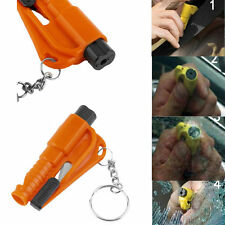 New Car Auto Emergency Safety Hammer Belt Window Breaker Cutter Escape Tool FE