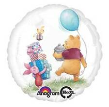 Piglet &  Winnie the Pooh With Presents Birthday Party Balloon Decorations