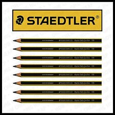 Staedtler Noris 119 Triplus Jumbo Triangular Learners Pencil - HB - Pack of 8
