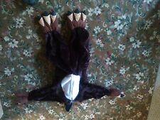 Child Dinosaur suit size 4- 6
