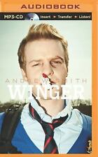 Winger by Andrew Smith (2014, MP3 CD, Unabridged)
