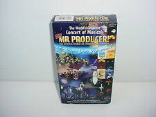 Hey Mr Producer The Worlds Greatest Concert of Musicals VHS Video Tape Music
