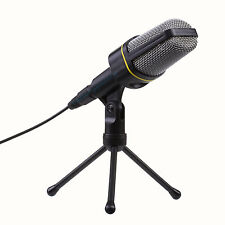 Audio Professional Condenser Microphone Mic Studio Sound Recording w/Shock