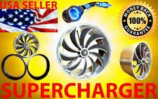 BMW Performance Turbo Fan Air Intake Supercharger Kit