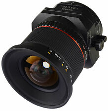 Rokinon 24mm F3.5 Wide Angle Tilt Shift Lens for Sony E Mount Full Frame