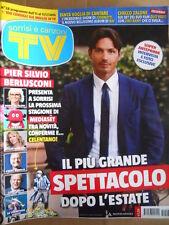 TV Sorrisi e Canzoni n°28 2015 Film Checco Zalone Jovanotti RAF [D46]