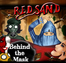 CD Red Sand - Behind the Mask