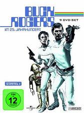 9 DVDs * BUCK ROGERS - STAFFEL 1 # NEU OVP