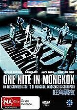 ONE NITE IN MONGKOK - DVD  MOVIE BRAND NEW SEALED FREE POST!