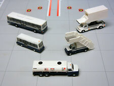Gemini Jets 1/200 Airport Service Vehicles GSE 5pcs set G2APS450