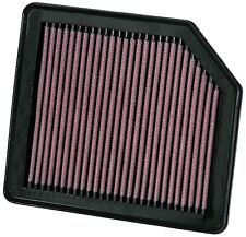 K&N Air Filter Fits Civic 2006-2011 GTCA12542   Auto Parts Performance Car