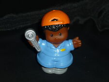 Fisher Price Little People Michael Car MECHANIC Tool New