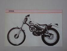 - RITAGLIO DI GIORNALE 1982 MOTO SWM TL 50 TRIAL